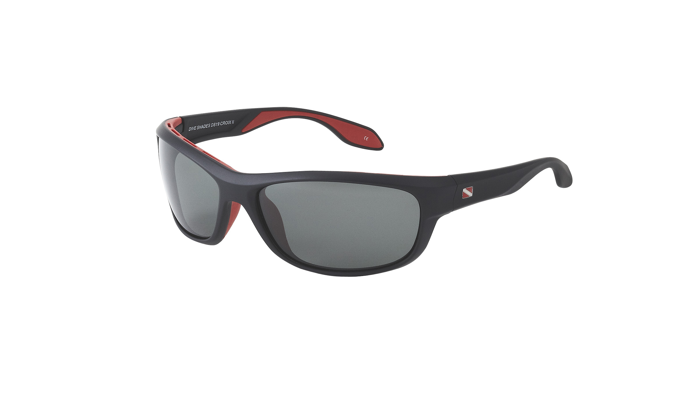 St. Croix II Watersports Sunglasses With Case